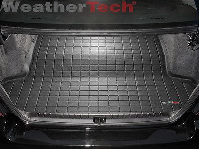 WeatherTech Cargo Liner - Subaru Impreza WRX Sedan - 2012-2014 - Black