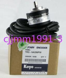 1PC New Koyo Rotary Encoder TRD-NA256PW