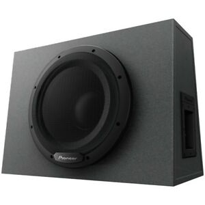 Pioneer-TS-WX1210A-12-034-Sealed-Enclosure-Active-Subwoofer-with-Built-in-Amplifier