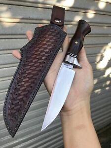 TUREN-Bushcraft-Bowie-Knife-Bushcraft-Knife-outdoor-survival-hunting