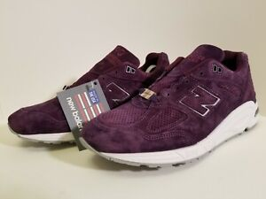 Concepts New Balance 990 V2 Tyrian Purple Made In USA US 9.5 special box