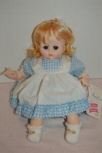 Madame-Alexander-Vintage-1965-PUSSYCAT-18-034-Tagged-Dress-New-Crier