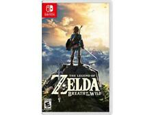 Legend of Zelda: Breath of the Wild - Nintendo Switch