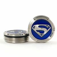 2 X 20g Deluxe Tour Style Weights, Scotty Cameron Putters, Superman, Blue,