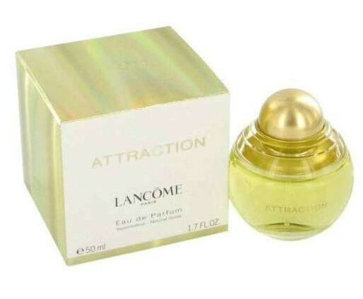 perfume attraction de lancome