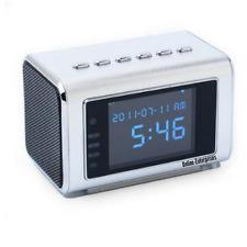 TOP Secret Spy Camera Mini Clock Radio Hidden DVR Home Bedroom Security Cam