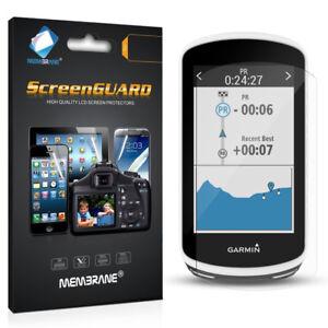 2x Anti Scratch Screen Cover Guard Film For Lezyne Super GPS Navigation