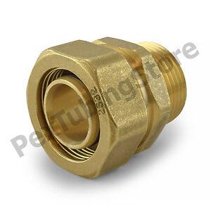 "1/"" FPT Female Pipe Thread Pex-al-Pex Compression Fitting Quantity 4"