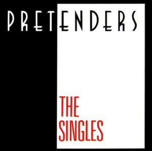 PRETENDERS-THE-SINGLES-USED-VERY-GOOD-CD