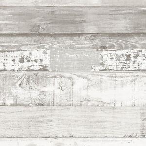 Fh37558 Grey Beachwood Faux Wood Plank