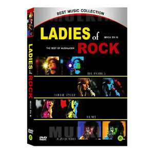 Ladies-of-Rock-DVD-The-Motels-Heart-Bonnie-Tyler-Suzi-Quatro-New