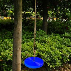 Tree-Swing-Disc-Seat-Adjustable-Rope-Swing-Holds-Up-to-200-LBS-For-Kid-amp-Adults