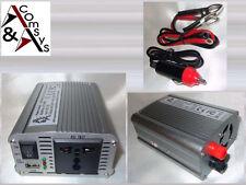 KFZ Power Inverter Spannungswandler DC 12V AC 220V + DC 5V USB 300W 600W NEU OVP