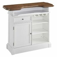 Home Styles Americana Home Bar With Storage