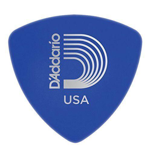 Planet Waves Duralin Guitar Picks 10 pack Medium//Heavy Wide Shape