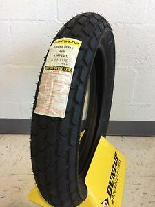 Dunlop 18 K180 Motorcycle Tire Size 130 18 18 Brand New Ebay