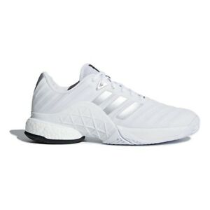 lowest price f0007 32ac6 Image is loading Adidas-Men-039-s-Barricade-Boost-2018-Tennis-
