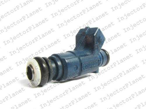 Set of 6 Bosch 0280156014 injector 01-03 Mercedes ML320 M112 3.2L V6 A1120780149