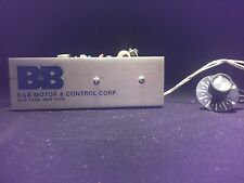 BODINE DC ELECTRIC MOTOR SPEED CONTROLLER MODEL # MR25C