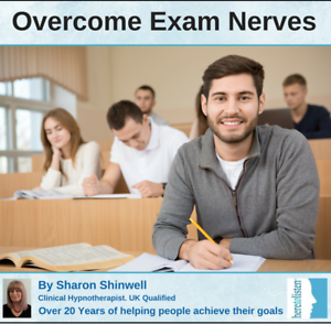 Details about Stop Exam & Test Stress, Assessment Nerves & Panic  Self-Hypnosis CD  @HALF PRICE