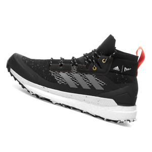 ADIDAS-MENS-Shoes-Terrex-Free-Hiker-Parley-Black-Grey-amp-Blue-EF0347