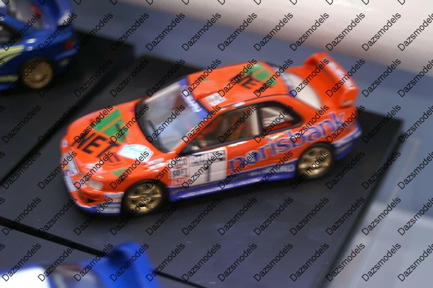 Trofeu Subaru Impreza Adac Rally 2000  A.Kremer Fis.07