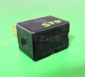465-suzuki alto ignis splash agila wagon + m. 4-Pin noir relais denso 156700-2080  </span>