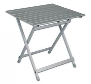 Klapptisch 60.Aluminium Campingtisch 60 X 70cm Klapptisch Balkontisch