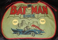 """BATMAN WITH ROBIN THE BOY WONDER"" - BATMAN CAPE- 1963 - ONE OF A KIND"