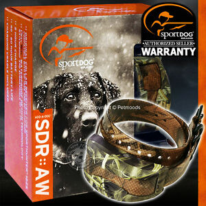 SportDOG SDR-AW Green Camo Collar ONLY Shock Train for 1225 1825 1875 - 1 Mile
