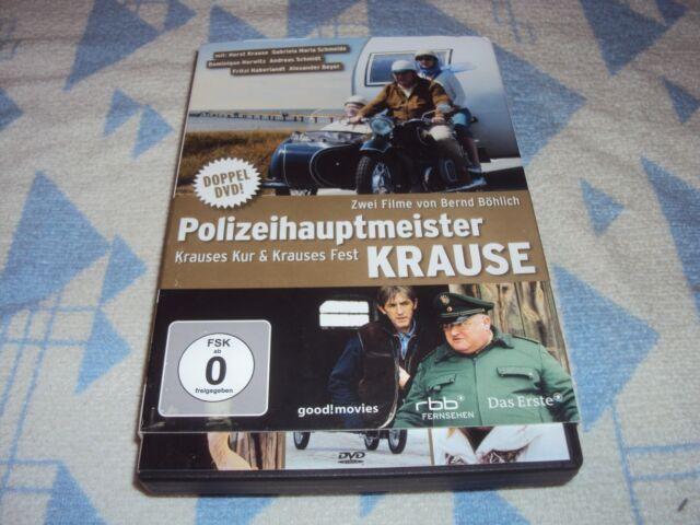 Polizeihauptmeister Krause (2009) [2 DVDs] Bernd Böhlich