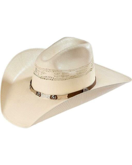 Justin 20X Mesa All Around Straw Cowboy Hat JS1018 MESA