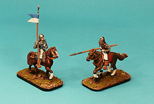 28mm-Pro-Painted-Alternative-Armies-Classic-Fantasy-Dresda-Demi-Lancers-FL21-2