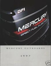 Boat Motor Brochure - Mercury - Outboard Product Line Overview - 1997  (SH43)