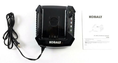 #KRC 30-06 GENUINE Kobalt 80-Volt 80V MAX Lithium-Ion Battery Charger Model
