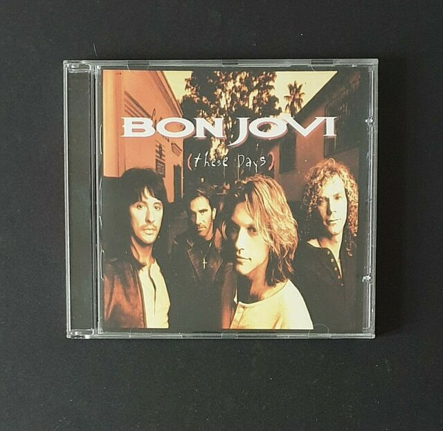 ✿✿Bon Jovi - These Days - Mercury ‎528 248-2 - 1995 - Hard Rock✿✿