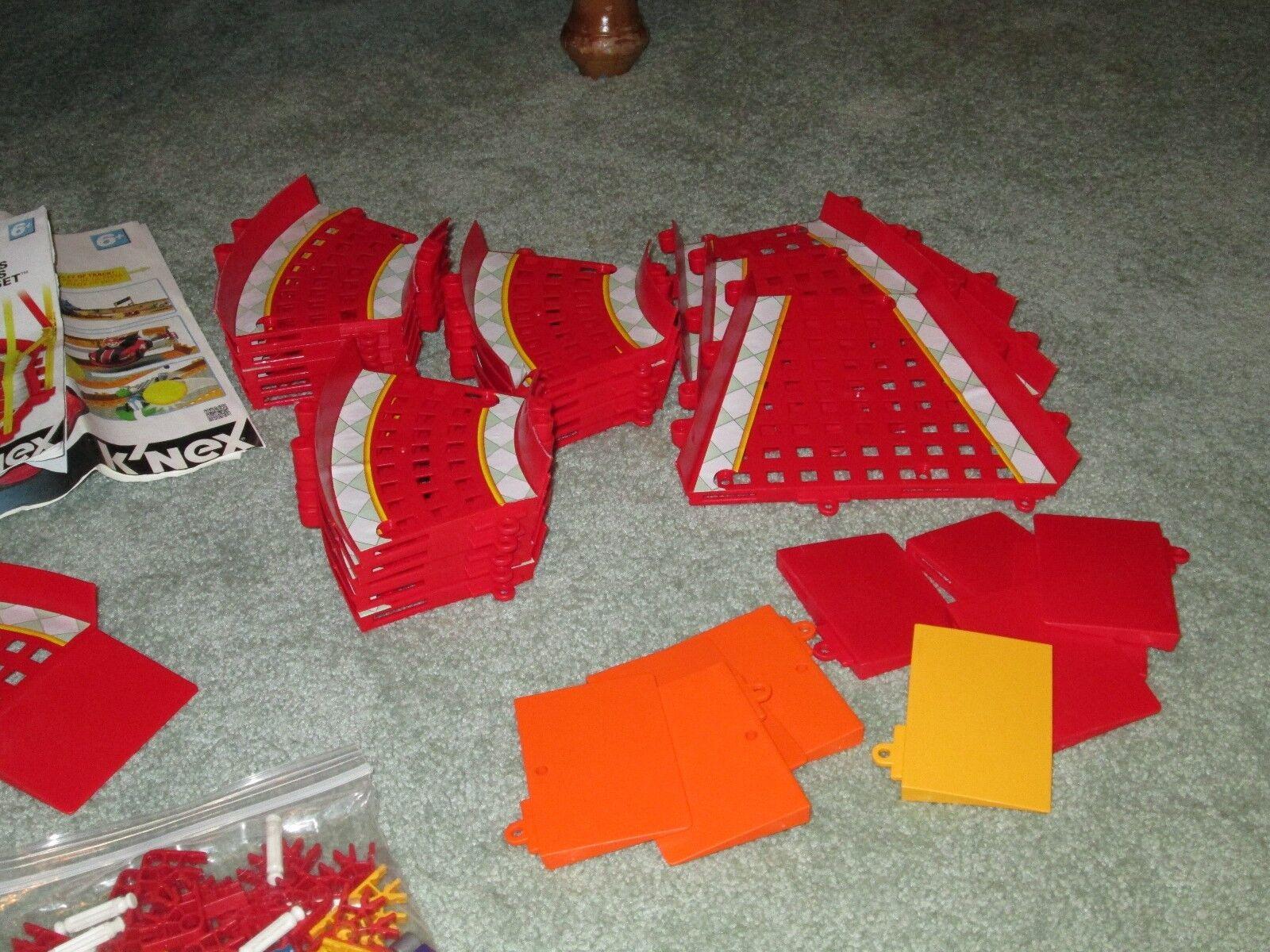HUGE LOT K'NEX K'NEX K'NEX MARIO KART LUIGI CART MARIO & YOSHI Motorized CARTS GOOMBAS SET + 17f843