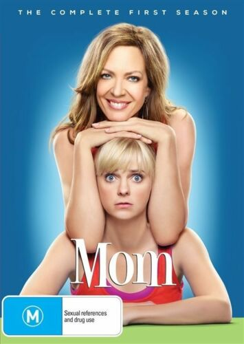 1 of 1 - Mom : Season 1 (DVD, 2015, 3-Disc Set)