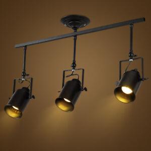LED-Spot-Lights-Hotel-Lamp-Flush-Mount-Ceiling-Lights-Black-Chandelier-Lighting