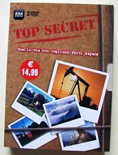 TOP SECRET Quello che non vogliono farti sapere [2dvd, Exa cinema, 2007, 164']