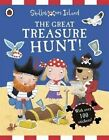 The Great Treasure Hunt: a Ladybird Skullabones Island Sticker Activity Book by Penguin Books Ltd (Paperback, 2015)