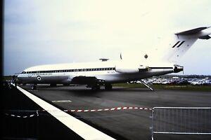 3-918-Boeing-727-22C-Royal-New-Zealand-Air-Force-NZ-7271-Kodachrome-Slide