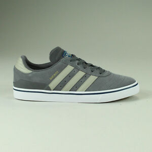 Size 6 white 10 Grey Vulc Busenitz 11 Adv Trainers 9 Uk 7 Shoes Adidas Skate HqvzT