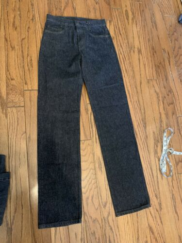 Vintage Levis 701 Made In Usa Student Fit 27x32