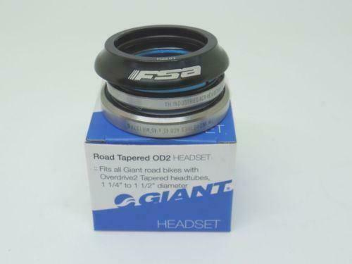 """Giant OD2 Overdrive2 Road Headset for 1 1//4/"""" to 1 1//2/"""" diameter"""