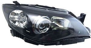 *NEW* HEADLIGHT HEAD LIGHT LAMP for SUBARU IMPREZA WRX G3 2007 - 2011 RIGHT RH