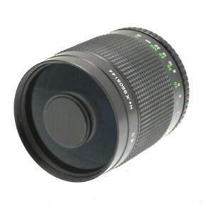 Nikon-Passform-500mm-Spiegel-Objektiv-fuer-Film-und-digitale-SLR-039-s-DSLR