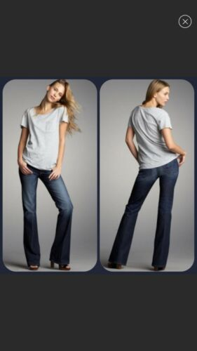 Classic Hollywood Boot Taille Jeans Paige Hills Rise pour ~ Cut 28 femmes nv8vxRqYw
