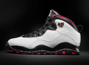 cb0ed84d700 Air Jordan 10 X Retro Chicago Double Nickel 2015 BG GS Kids 310806 ...