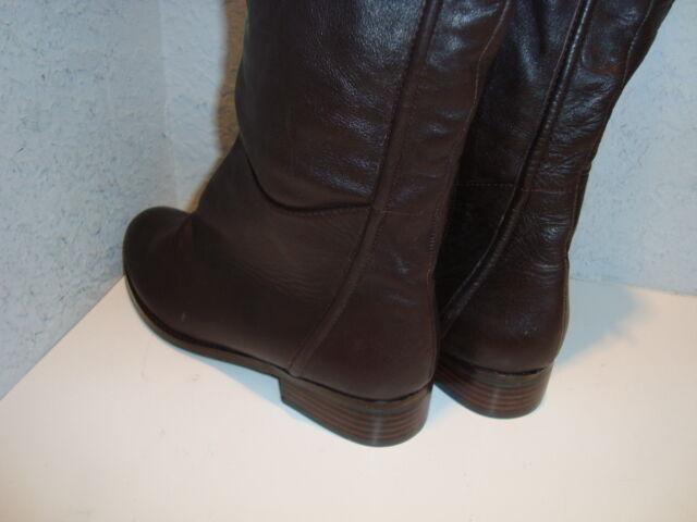 Reba NWOB Damenschuhe Reba 6 Stand Braun Stiefel Schuhes 6 Reba Medium NEW 9f4b38